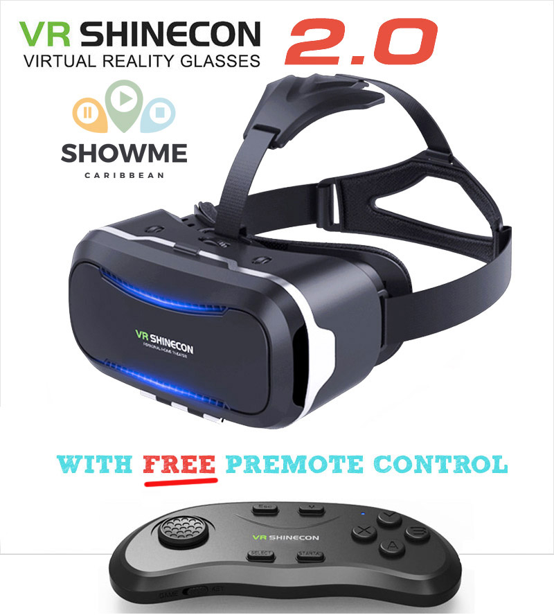 VR Headset by Shinecon