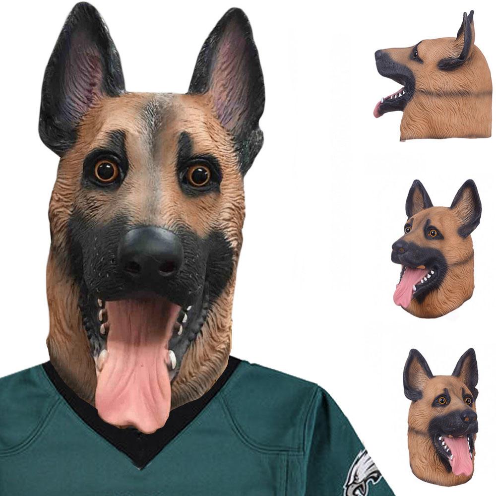 Lane Johnson Dog Mask