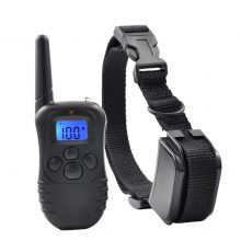 Dog Training Collar Rechargeable Water-resistant Remote Control